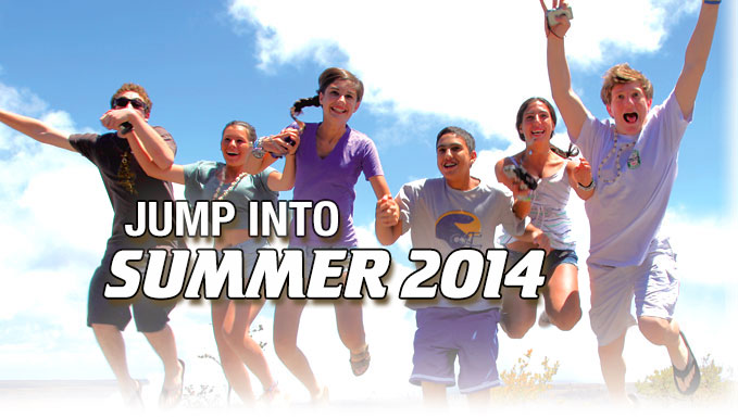 Jump In To Summer 2014