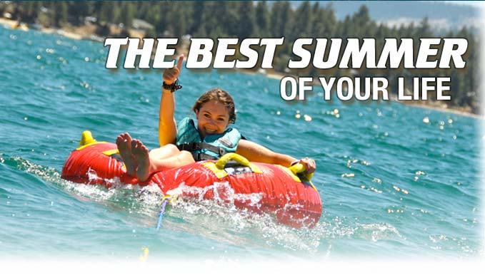 The Best Summer of Your Life!