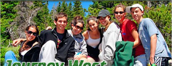 Journey West Teen Tour