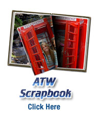 ATW Teen Tours Scrapbook