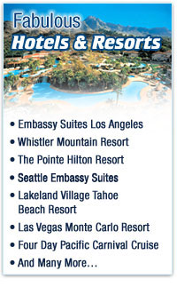 Pacific Paradise Teen Tour Hotels And Resorts